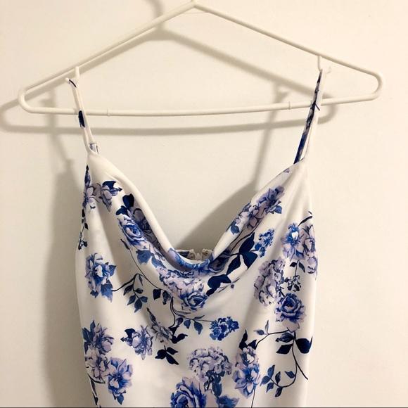 UO Cowl Neck Slip Dress (size M)
